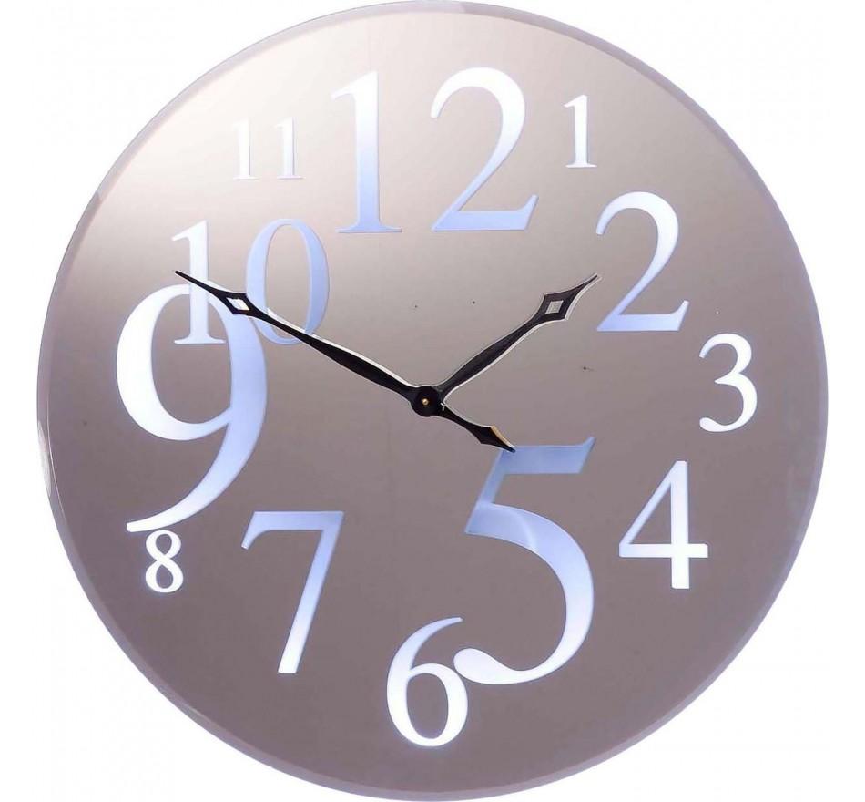 Horloge Murale Wonderland Led 90cm Kare Design