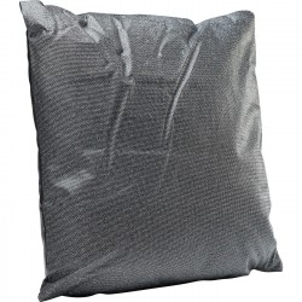 Coussins Disco 41x41cm noirs set de 2 Kare Design