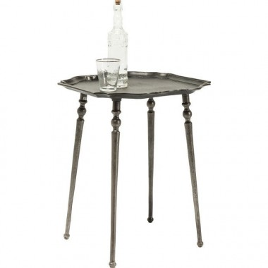 Table d'appoint Endris grise Kare Design