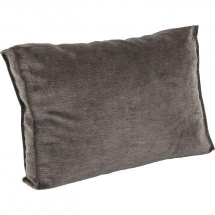Coussin 60x40cm canapé Infinity gris Kare Design