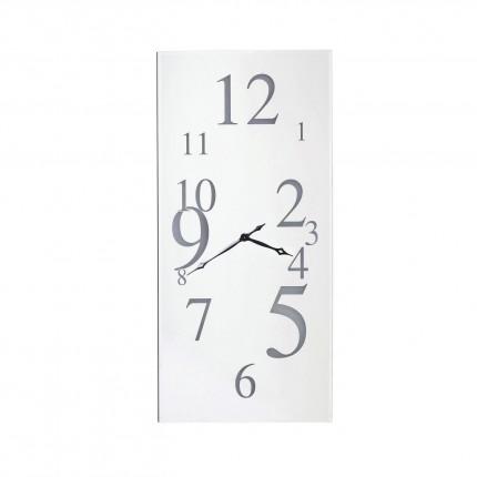 Horloge murale Wonderland LED 160x80cm Kare Design