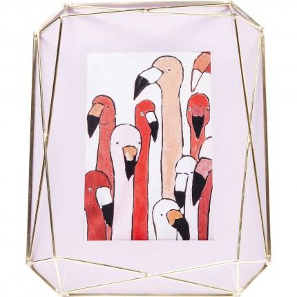 Cadre Art Pastel rose clair 10x15cm Kare Design