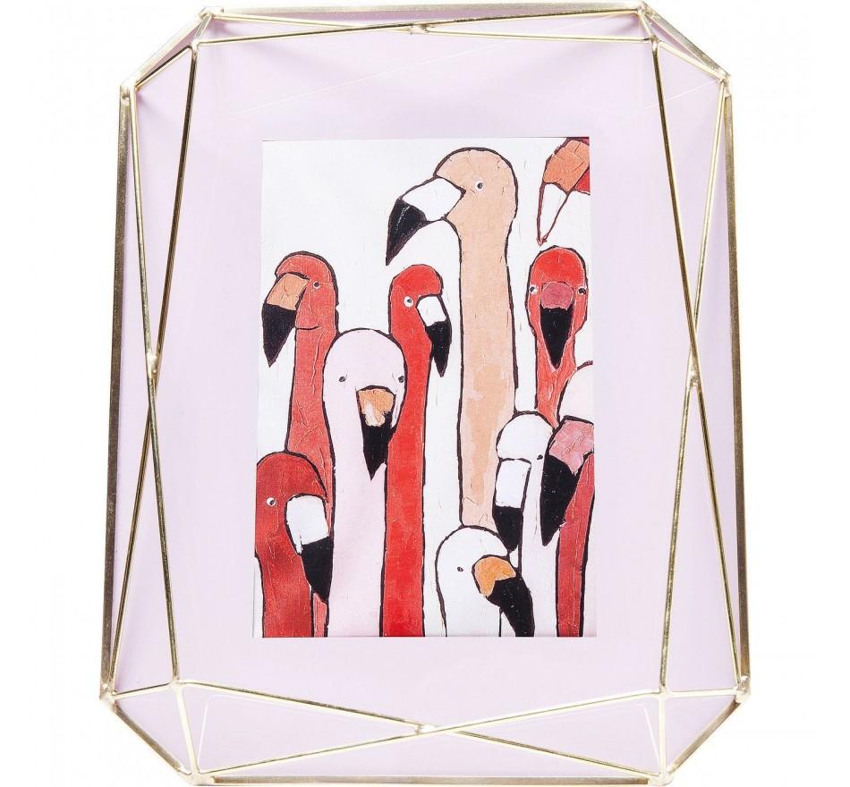 Cadre Art Pastel rose 10x15cm Kare Design