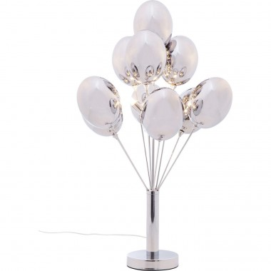 Lampe de table Balloons argentée Kare Design