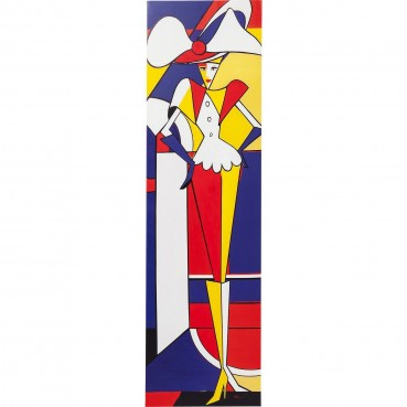 https://www.kare-click.fr/50665-thickbox/tableau-touched-fashion-lady-red-line-160x45cm-kare-design.jpg