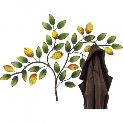 Portemanteau Lemon Tree citron Kare Design
