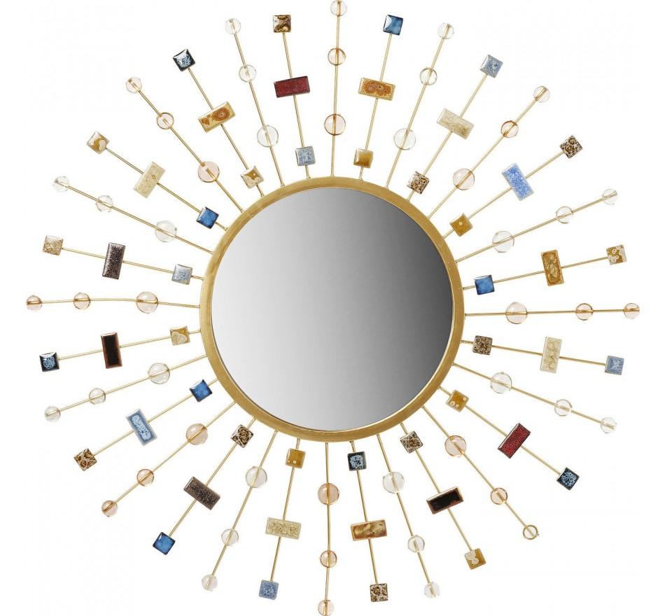 Miroir Murano 70cm Kare Design