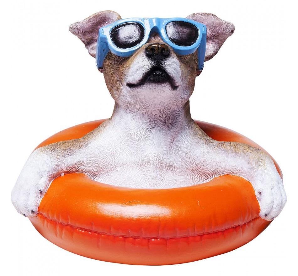 Tirelire Floating Dog Kare Design