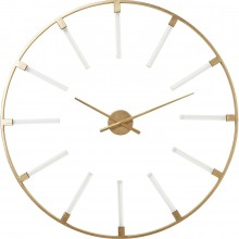 Horloge murale Visible Sticks 92cm Kare Design