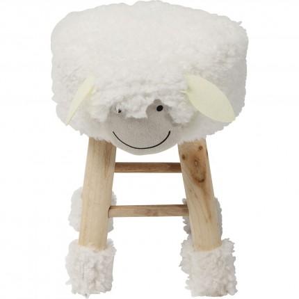 Tabouret Funny mouton Kare Design