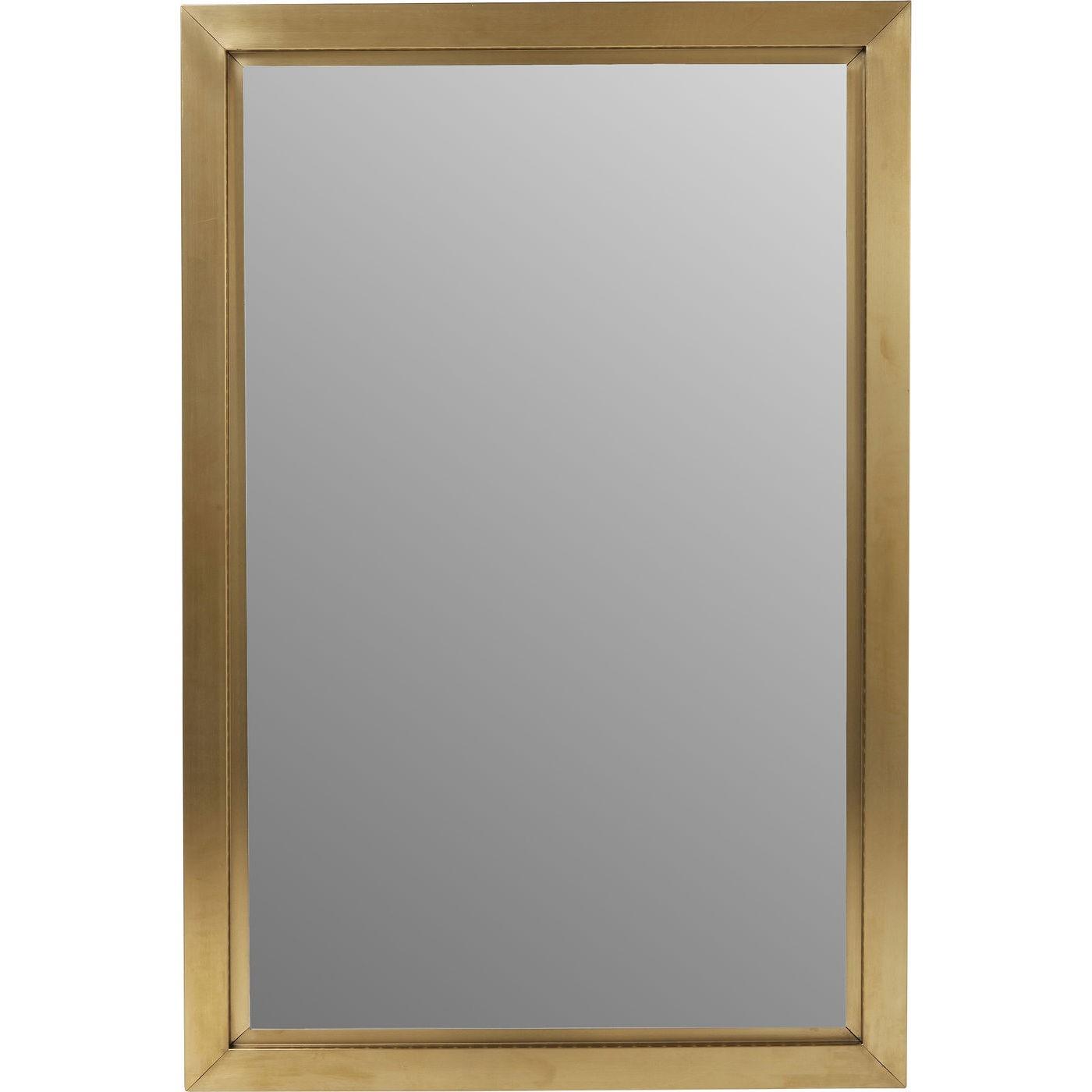 Miroir Flash LED rectangulaire 120x80cm Kare Design