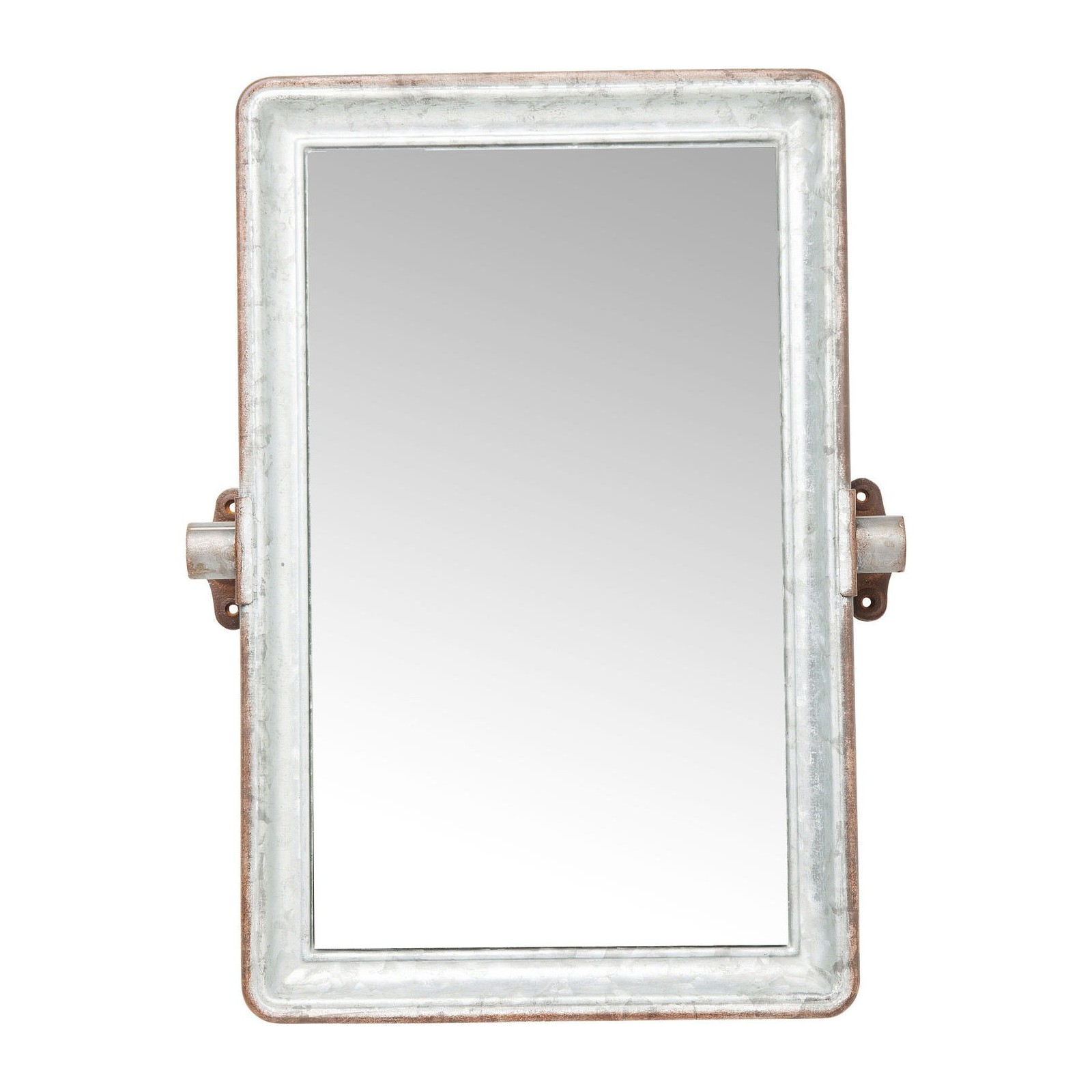 Miroir industriel rectangulaire 51x40cm tilt kare design for Miroir largeur 40 cm