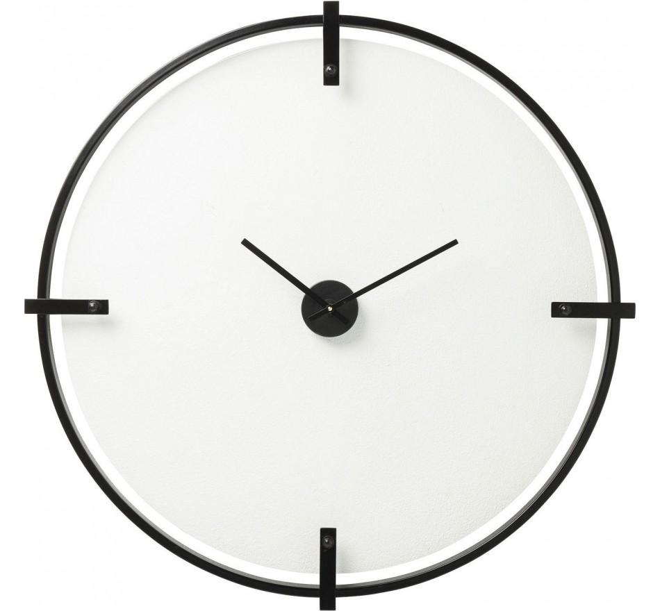 Horloge murale Visible Time 91cm Kare Design