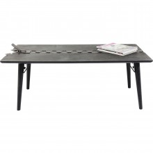Table basse Zipper 122x60cm Kare Design