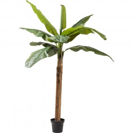 Plante décorative bananier 190cm Kare Design