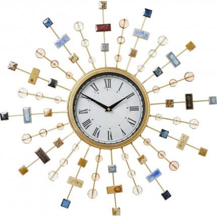 Horloge murale Murano 54cm Kare Design