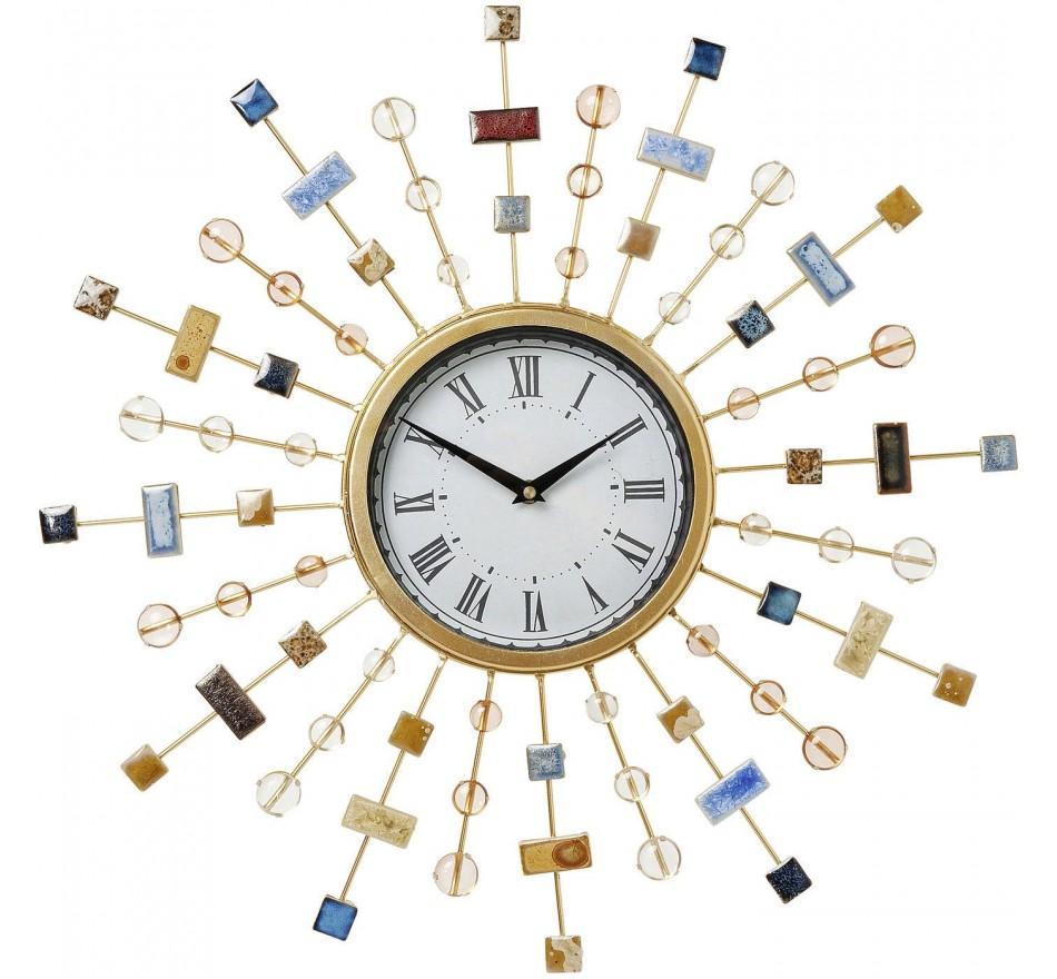 Horloge murale Murano 75cm Kare Design