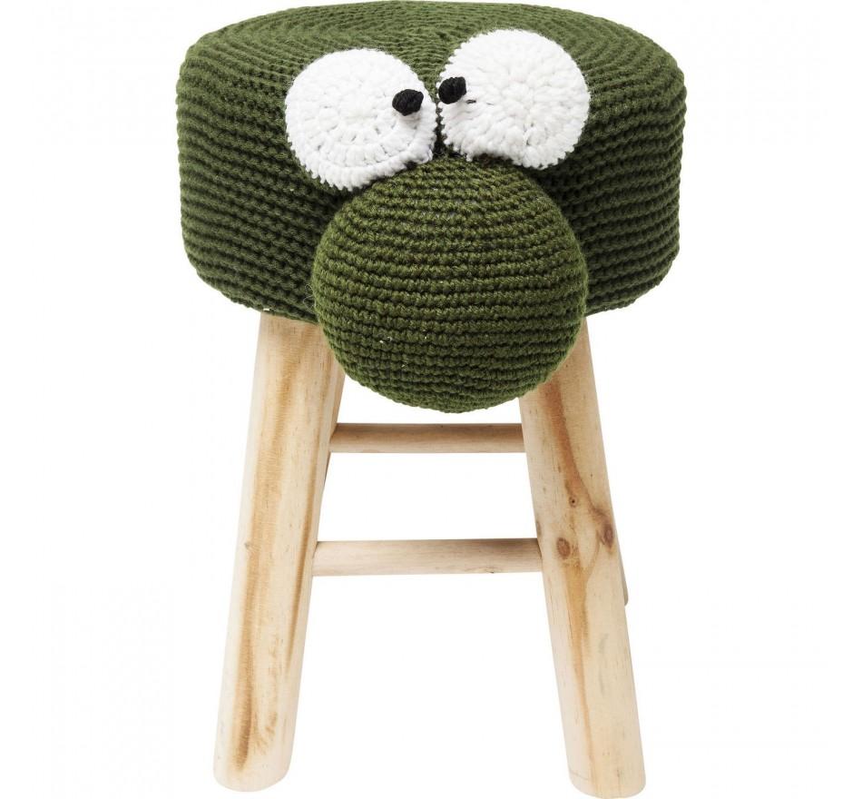 Tabouret Funny grenouille Kare Design
