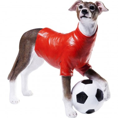 Tirelire Soccer Dog Kare Design