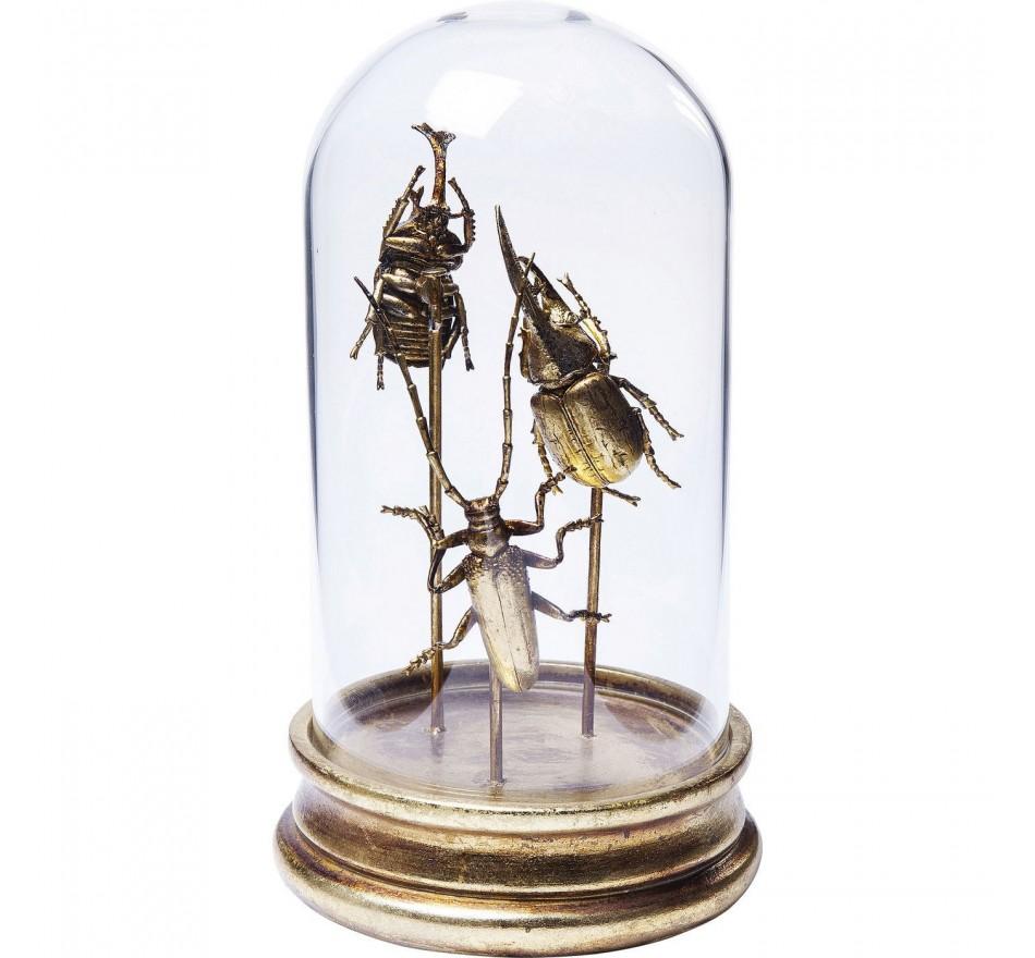 Déco Bettle insectes Tre 21cm Kare Design