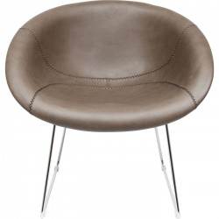 Fauteuil Lounge mat Kare Design