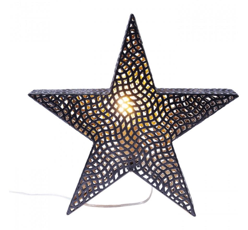Lampe de table Star 43cm Kare Design