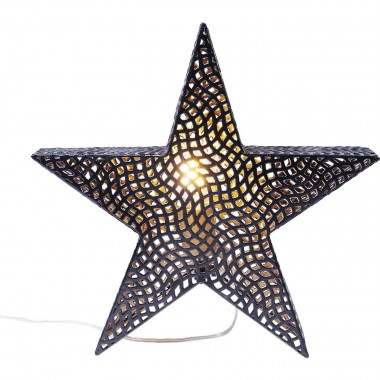 Lampe de table Star 43cm Kare Design