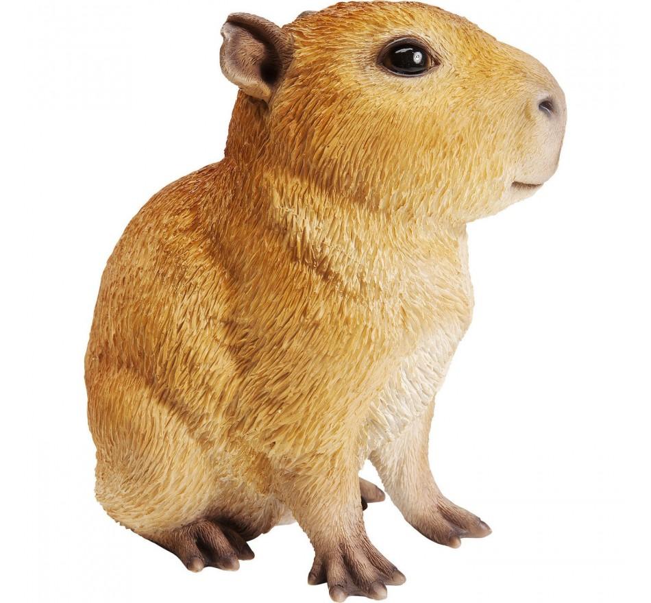 Tirelire Sitting Capybara Kare Design
