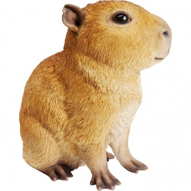 Tirelire Sitting Capybara Kare Design