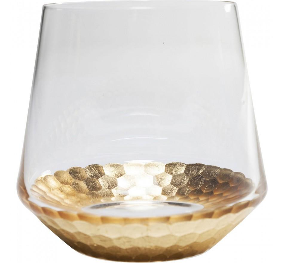 Verres à eau Gobi set de 6 Kare Design
