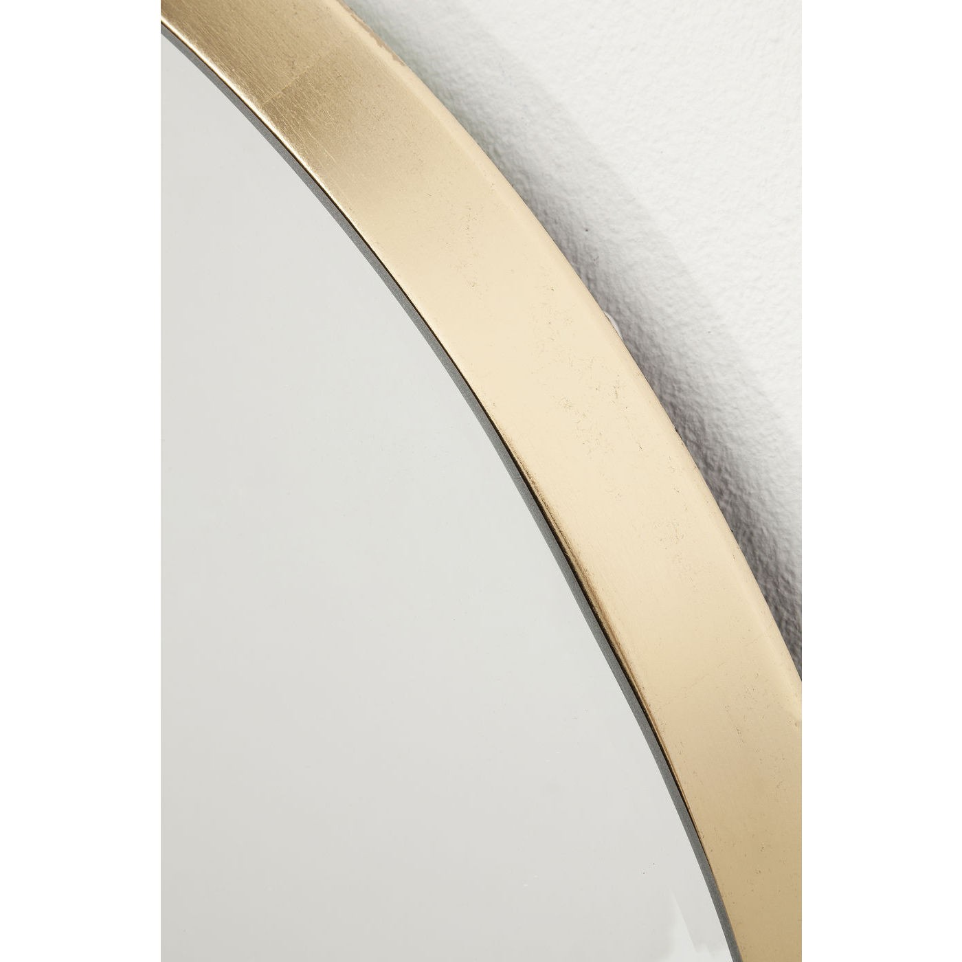Miroir Jetset doré 73cm Kare Design