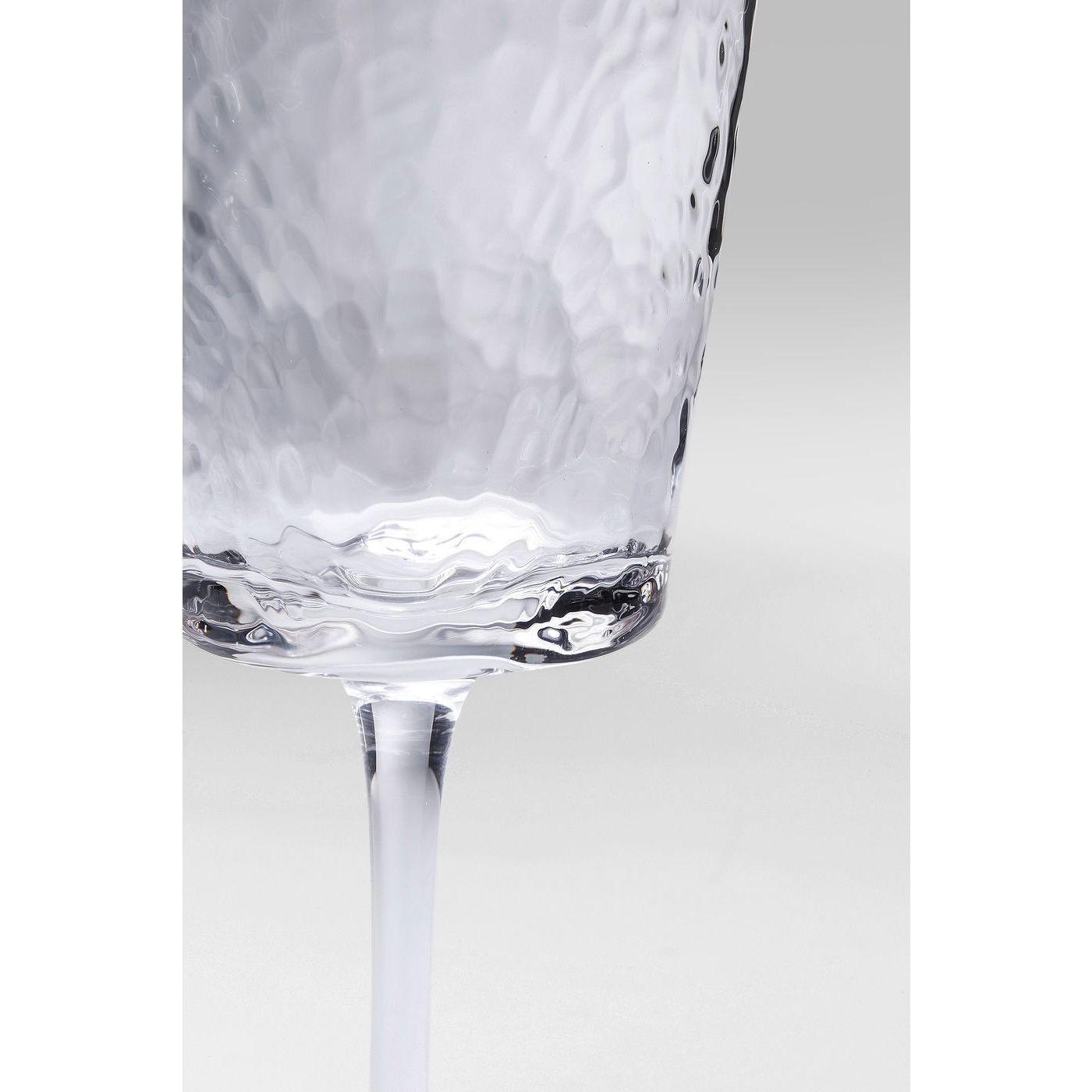 Verres à vin blanc Hommage set de 6 Kare Design