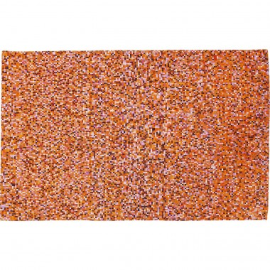 Tapis Pixel orange multi 170x240cm Kare Design