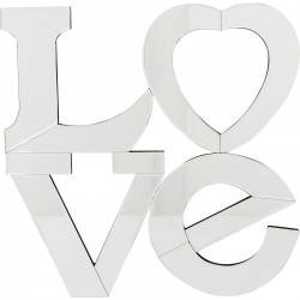 Miroir Love 60cm Kare Design