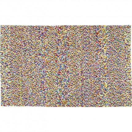 Tapis Pixel multicolore 170x240cm Kare Design