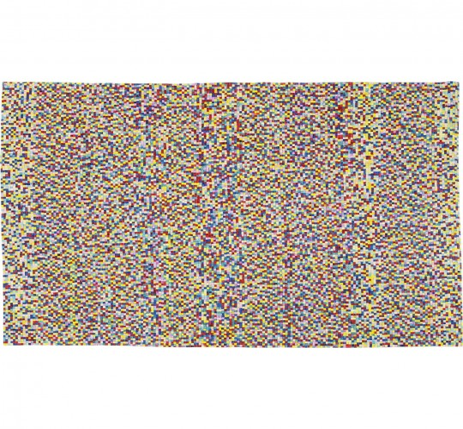 Tapis Pixel rainbow multi 170x240cm Kare Design