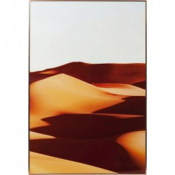 Tableau Frame Desert Shadow 80x120cm Kare Design