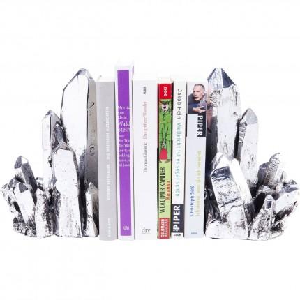 Serre-livres Crystals set de 2 Kare Design