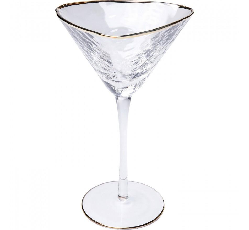 Verres à cocktail Hommage set de 4 Kare Design