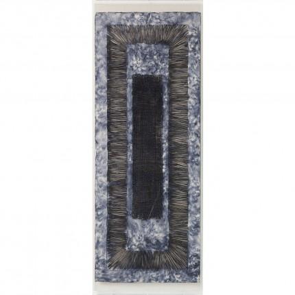 Tableau Blue Magic 60x160cm Kare Design