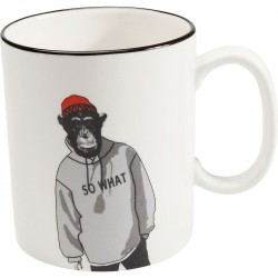 Mugs Gangster Monkey set de 4 Kare Design