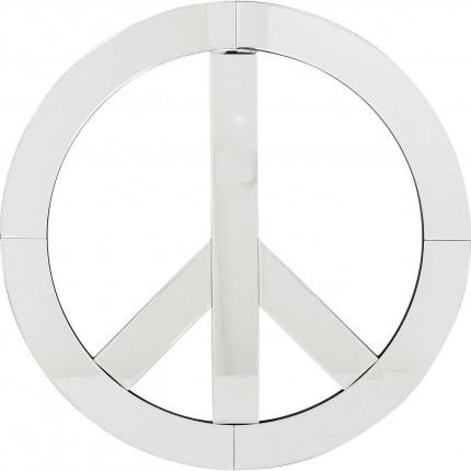 Miroir Peace 70cm Kare Design