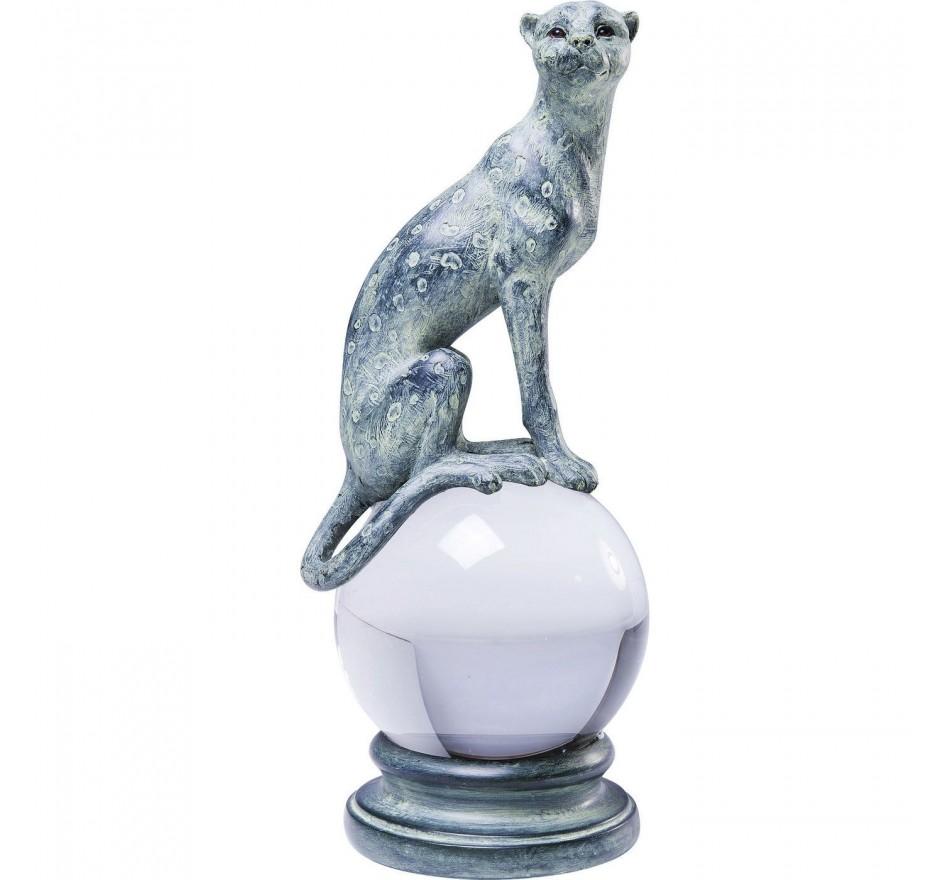 Boule décorative Leopard Kare Design