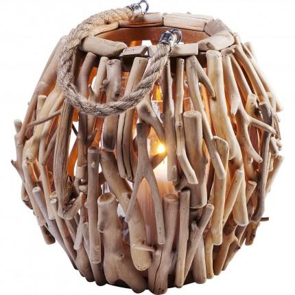 Lanterne Legno 23cm Kare Design