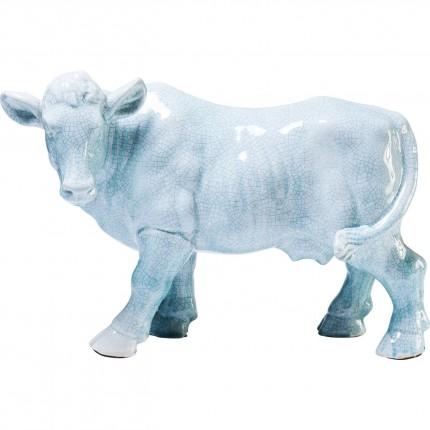 Déco vache bleue Kare Design