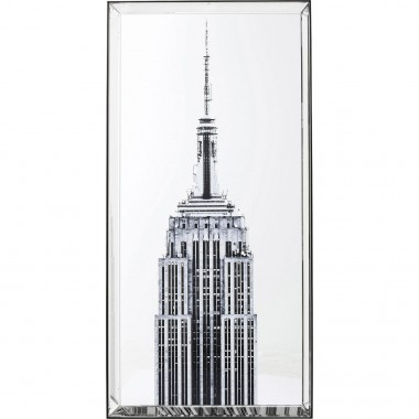 Tableau Empire State Building 120x60cm Kare Design