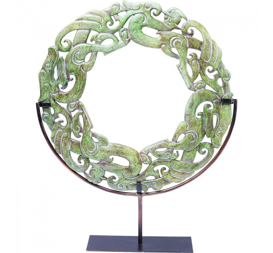 Déco Circle Ornaments 59cm Kare Design