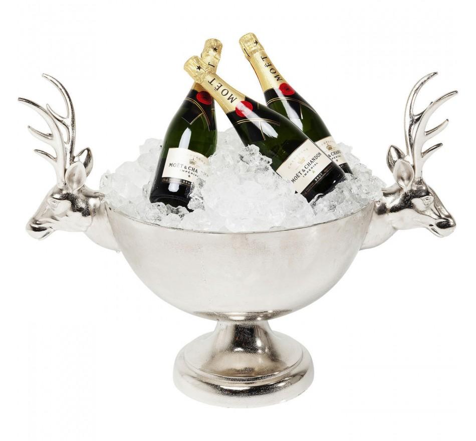 Seau à champagne Oh Deer 54cm Kare Design
