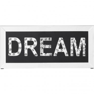 Tableau Frame Dream 24x51cm Kare Design