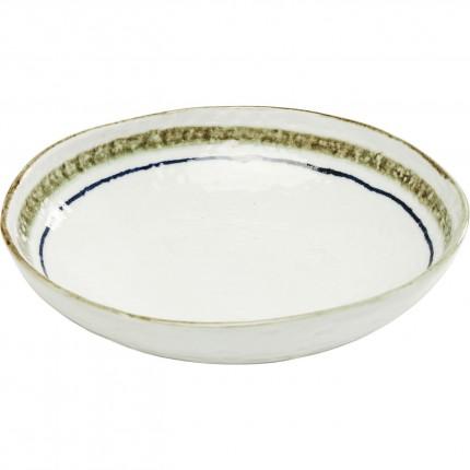 Assiettes creuses Stuga 21cm set de 4 Kare Design